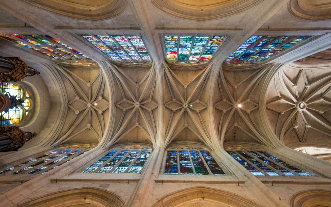 Eglise Saint Gervais voutes1