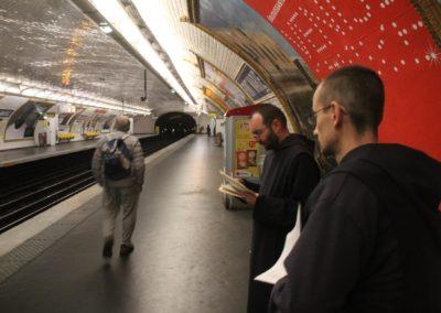 Frères-métro