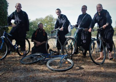 Frères-vélos