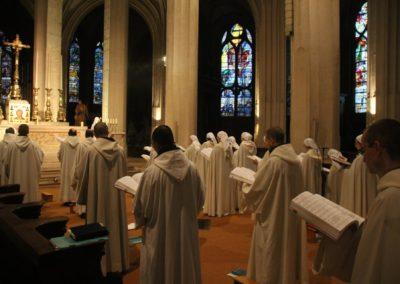 Fraternités Monastiques de Jérusalem Liturgie